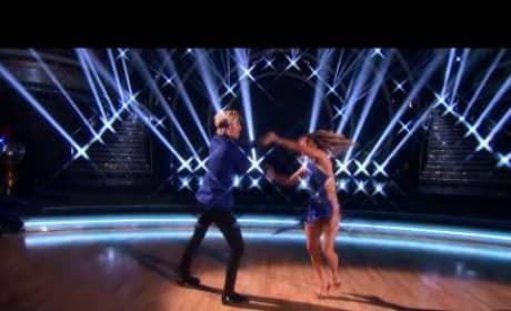 Riker & Allison - Salsa / Quickstep (Dancing with the Stars Finals)