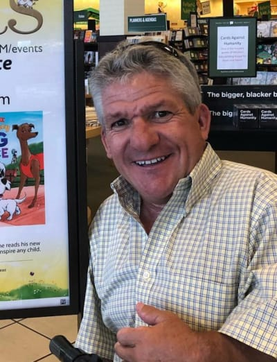 Matt Roloff is Happy