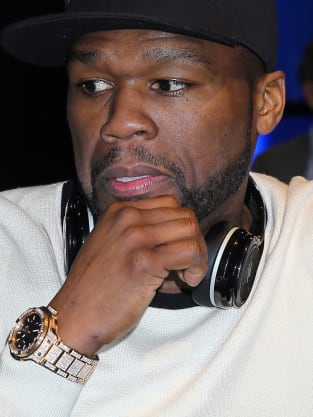 Fifty Cent's Picture