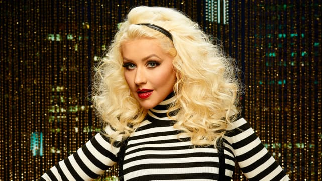 Christina Aguilera: The 7-Day-Color Diet