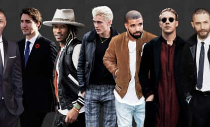 13 Most Stylish Men in the Whole Entire World