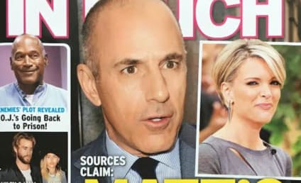 Megyn Kelly: About to Replace Matt Lauer on Today?!?