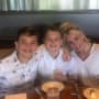 Britney Spears, Sean Preston, and Jayden James at Brunch