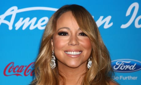 Mariah Carey Red Carpet Picture