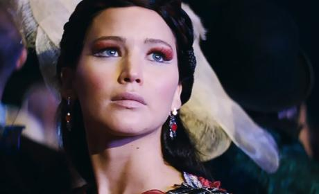 Katniss Everdeen Close Up