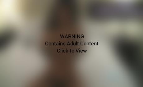 Brittney Jones Getting Naked