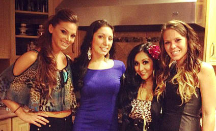 Snooki Loses Weight, Loves Lorenzo Dominic