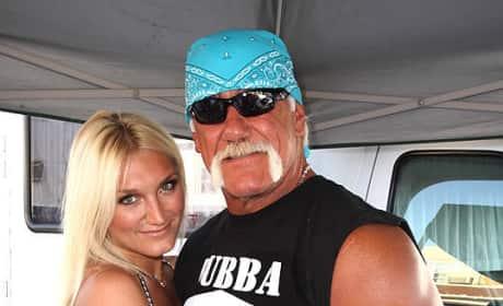 Hulk and Brooke Photo