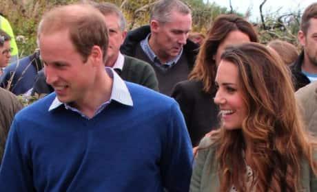 Prince George's Christening Details