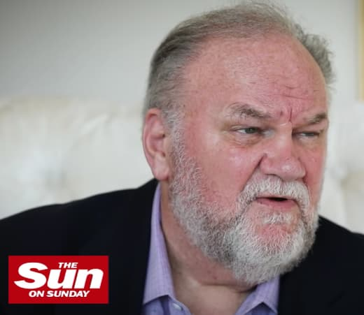 Thomas Markle Picture