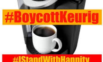 Hannity Fans Destroy Coffee Makers, Urge Nation to #BoycottKeurig