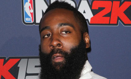 """James Harden: Cheating on Khloe Kardashian With """"Squad"""" of Sidepieces?!"""