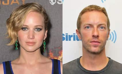 Jennifer Lawrence and Chris Martin: It's Over! Again!