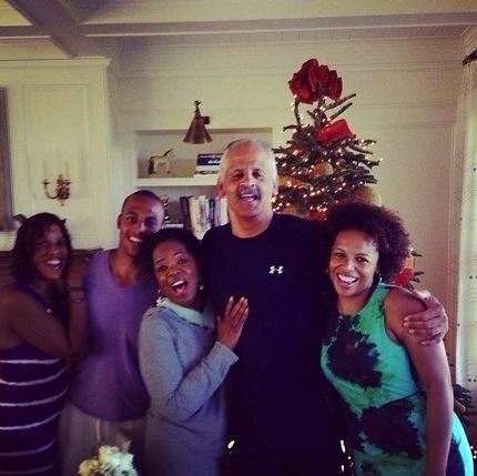 Oprah on Christmas