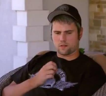 Ryan Edwards of Teen Mom
