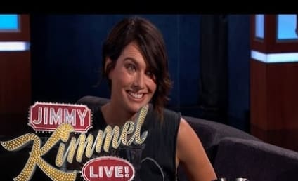 Lena Headey and Jimmy Kimmel Exchange Insults Game of Thrones Style