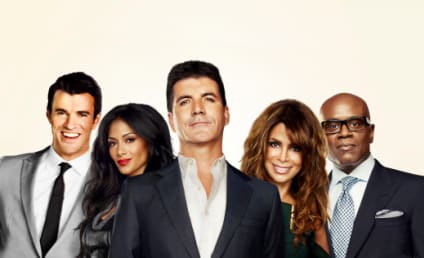 Simon Cowell on Paula Abdul: I Almost Tapped That