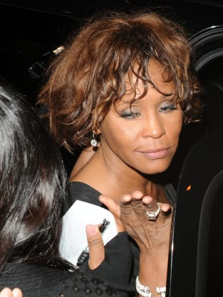 Whitney Houston, Looking Rough