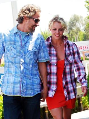 Jason Trawick and Britney