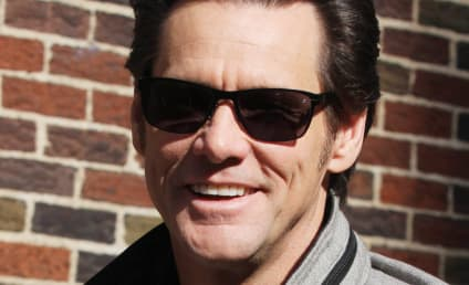 Jim Carrey Responds to Gun Control Critics: Calm Down!