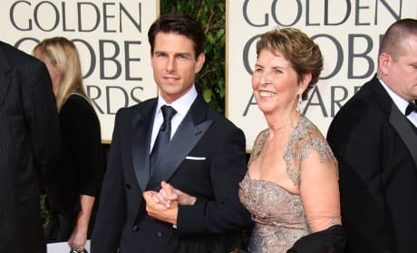 Tom Cruise, Mom