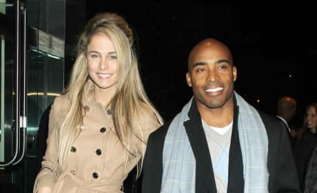 Tiki Barber, Traci Lynn Johnson