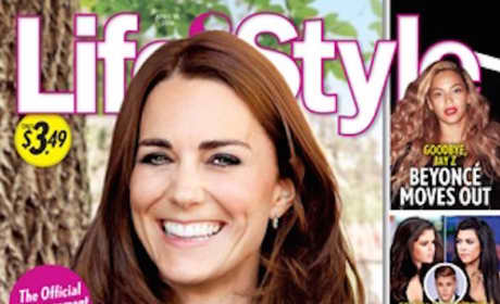 Kate's Pregnancy Joy