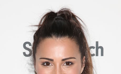 Andi Dorfman Attends StyleWatch X Charming Charlie Launch Event