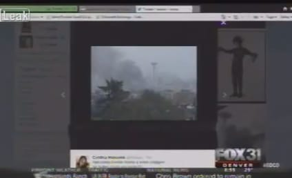 News Broadcast Reports on Helicopter Crash, Accidentally Posts Penis Picture