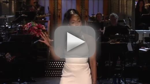 Tiffany haddish slays on snl watch her monologue