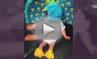 Chrissy Teigen Dresses Baby in Halloween Costumes