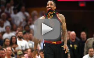 J.R. Smith Commits Dumbest Play in NBA History, Likely Costs Cavs Finals Win