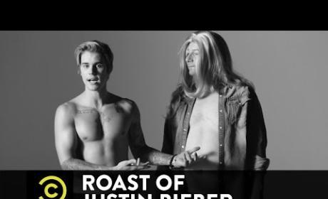 Justin Bieber Roast Teaser