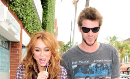 Miley Cyrus and Liam Hemsworth Both Suck... Literally!