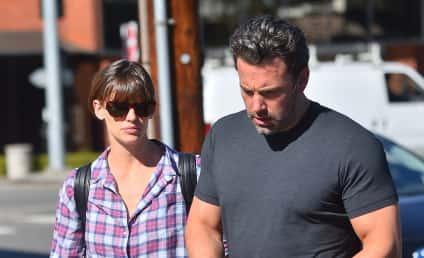 Ben Affleck & Jennifer Garner: Back Together on One-Year Anniversary of Split?!