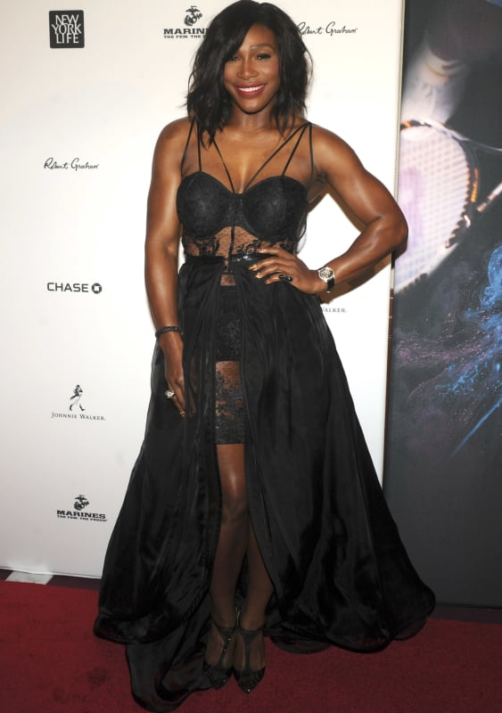 pictures Serena williams chubby