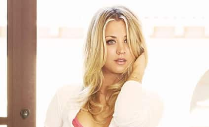 33 Blazing Hot Kaley Cuoco Photos: BAZINGA!!