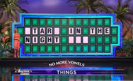 Wheel of Fortune Player Takes Worst Guess in Show History