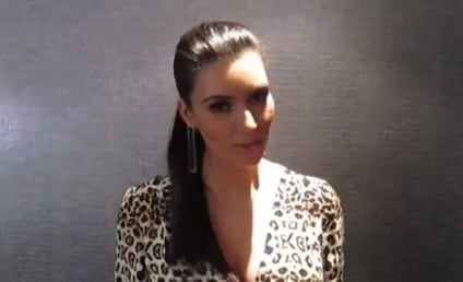 Kim Kardashian Kashes In On Kate Middleton Birthday