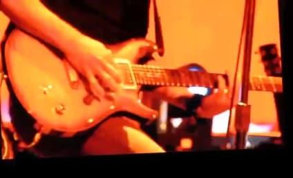 Carrie Underwood Covers Guns N' Roses in Concert