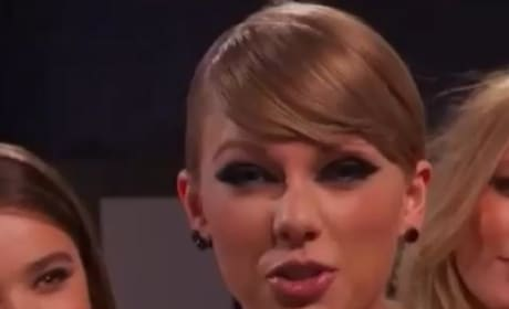 Taylor Swift Farts on Camera, Internet Loses Its Mind