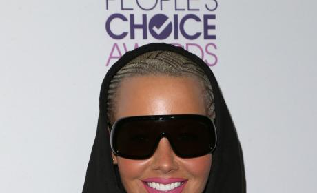 Amber Rose: Daily Mail People's Choice Awards After-Party