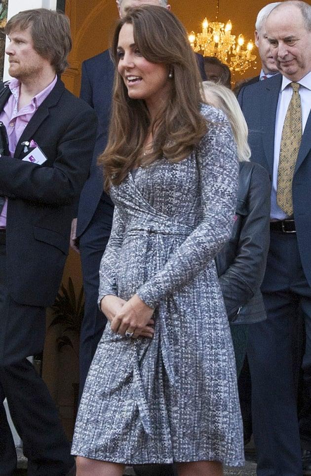 Kate Middleton at Hope House