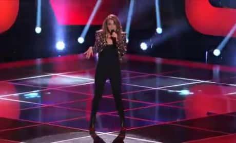 Jordan Pruitt - The One That Got Away (The Voice Blind Audition)