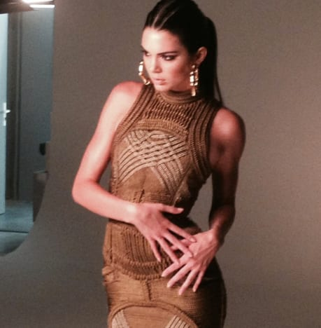 Kendall Jenner is a Model