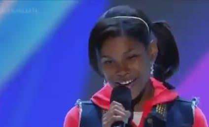 Diamond White Shines on The X Factor