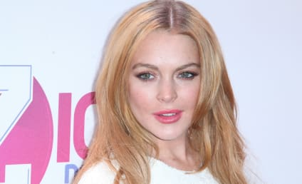 Lindsay Lohan Blames Stress, Lack of Sleep for Skeletal Frame