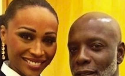 Peter Thomas Posts Pic With Other Women, Denies Cheating Rumors
