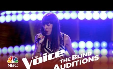 Brittany Butler - The Girl from Ipanema (The Voice Audition)