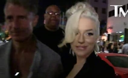 Courtney Stodden Turns 21; Celebrates By Getting WASTED!